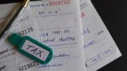 Tax Receipt Deduction Charity Donation Donate
