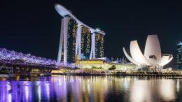 Marina Bay, Singapore – Photo: Leonid Yaitsky via Flickr, used under Creative Commons License (By 2.0)